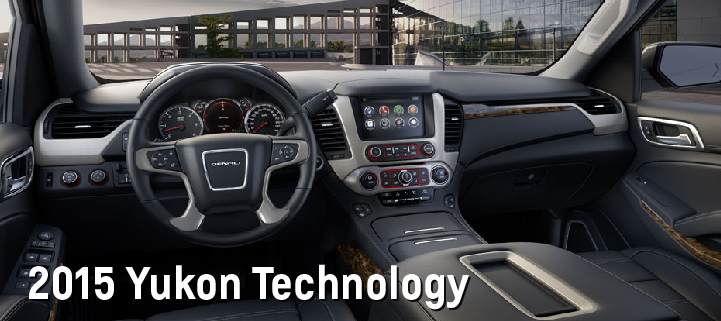 2015 GMC Yukon Technology